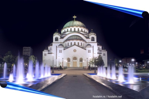 Saint Sava, The Church | Belgrade Hostel M